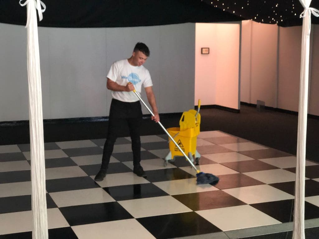 Commercial cleaners in nottingham