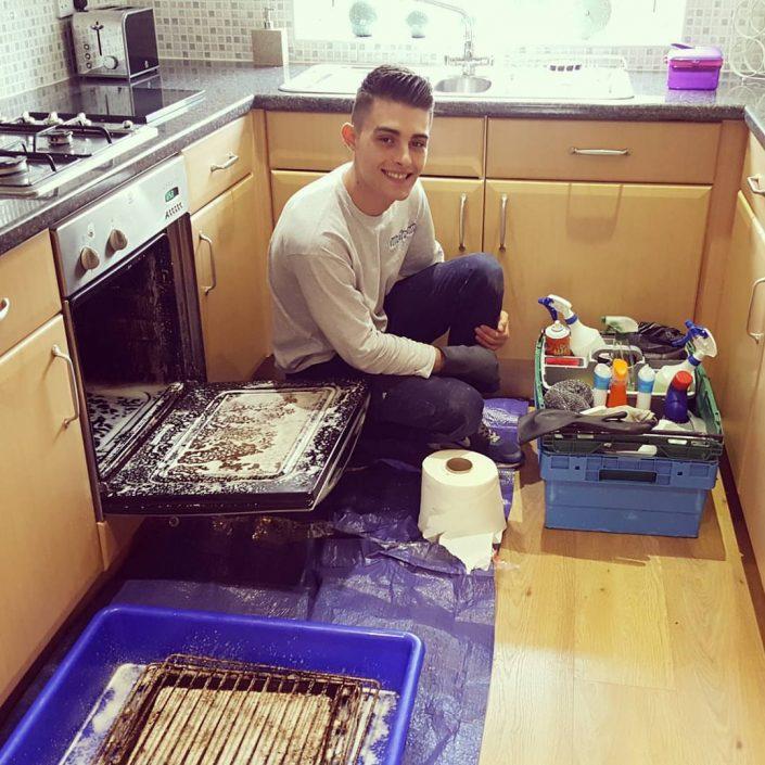 ocal oven cleaner Nottingham