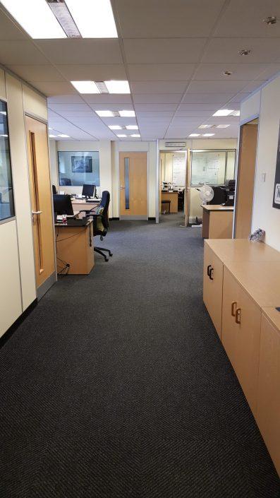 Office cleaner nottingham