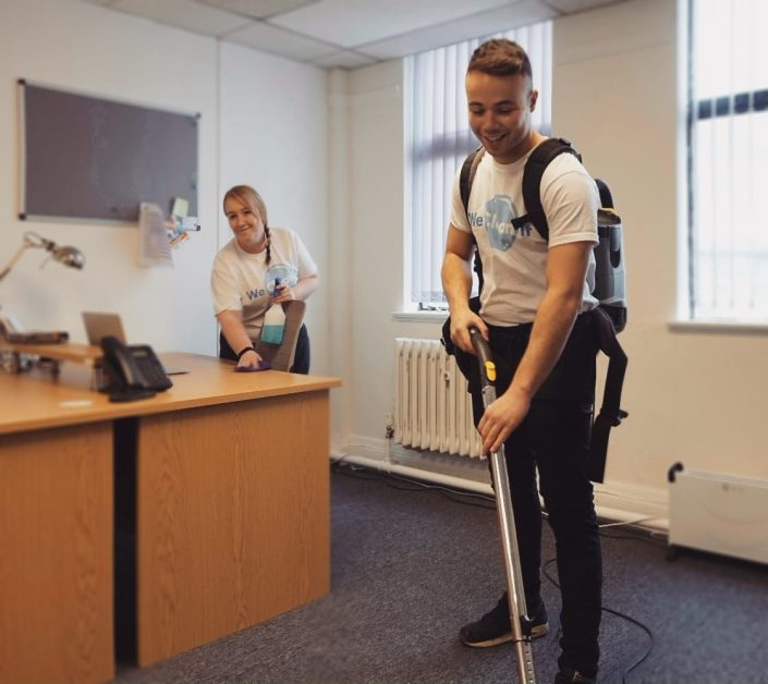 Office cleaning Nottingham