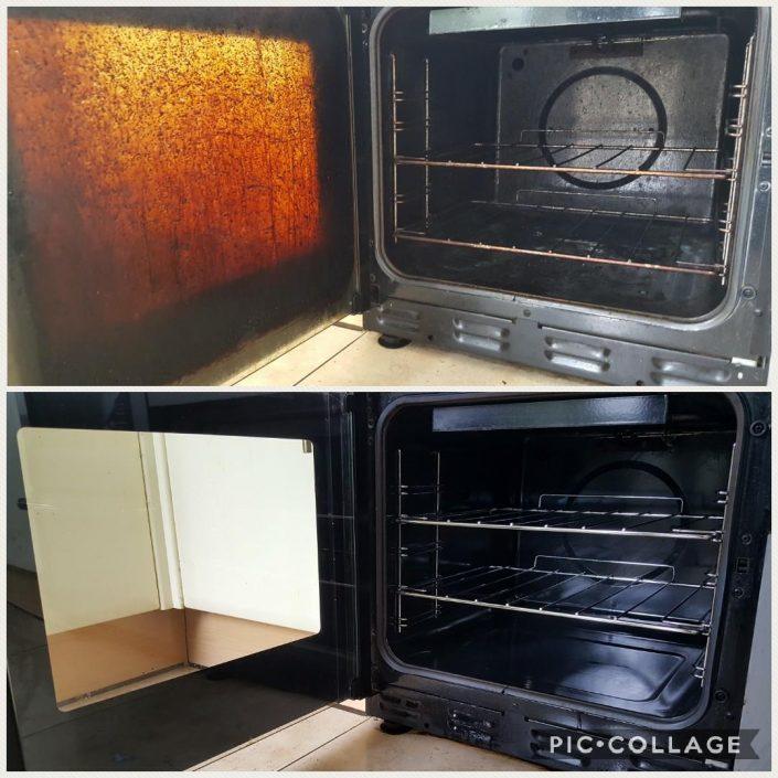 Oven clean Nottingham