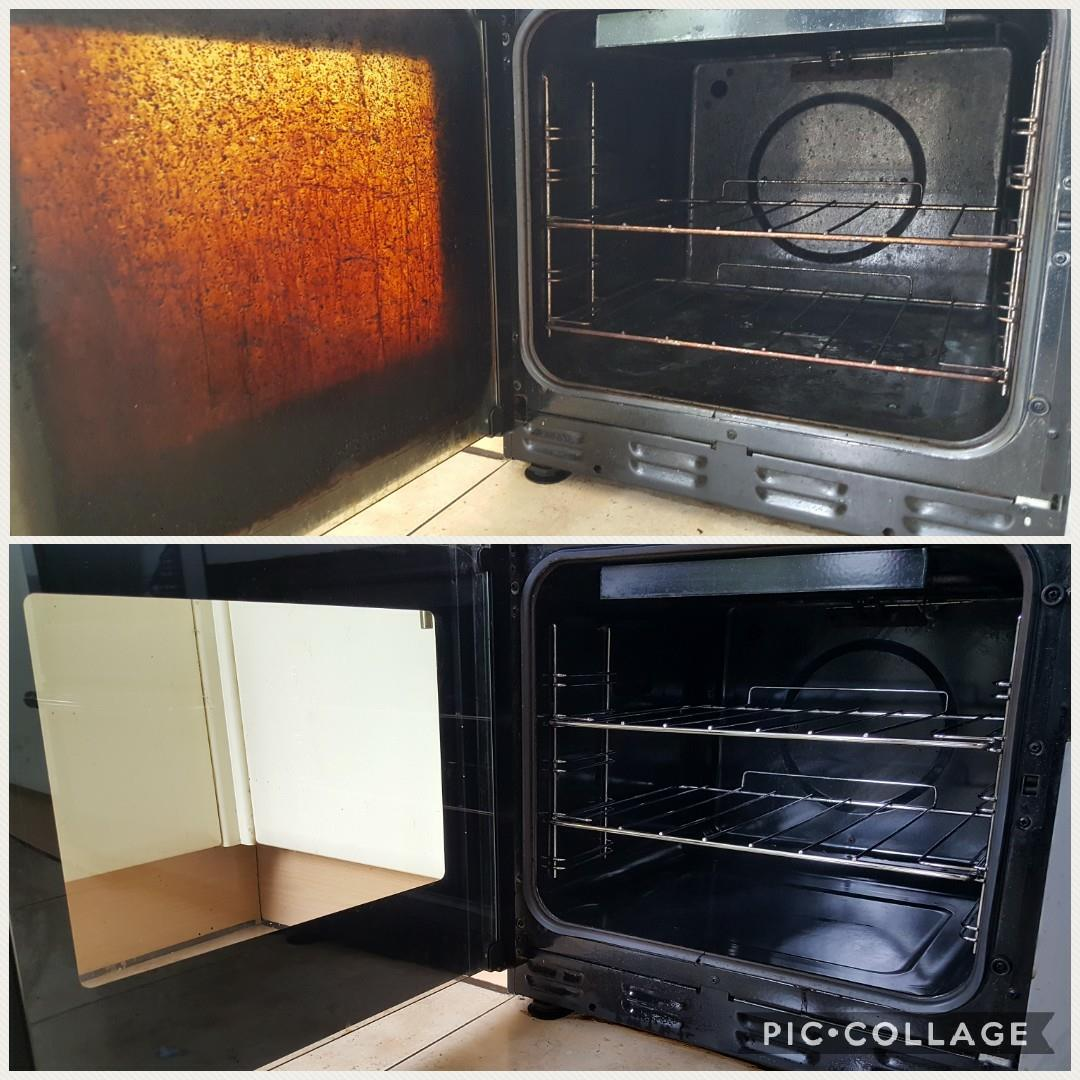 Oven clean Nottingham
