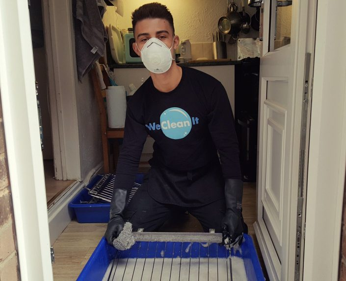 Oven cleaning Nottingham